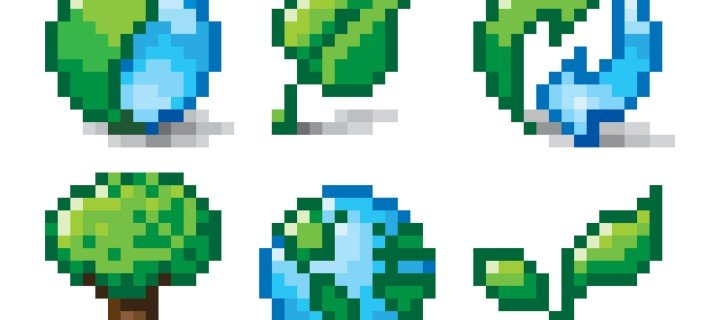 Are Pixels GREENER than paper?