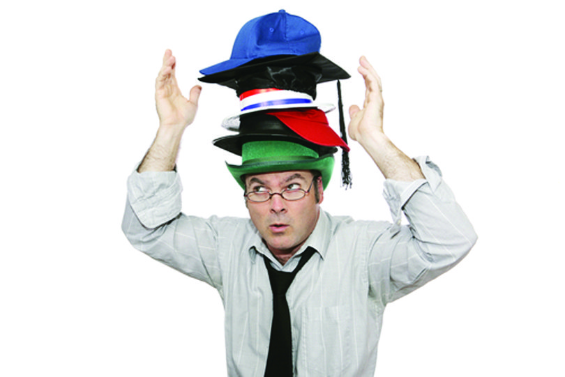 5 Ways to Balance Multiple Hats