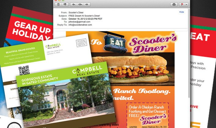 Direct Mail Helps Rollout of New Program and Website