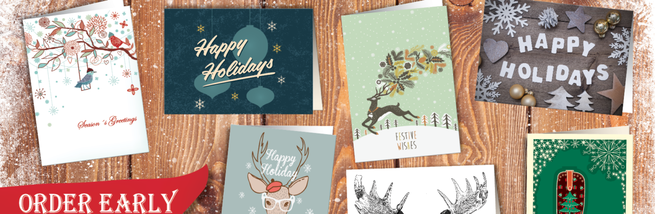 Tell Them You Care With a Holiday Card. Use These 5 Tips to Do It Right.