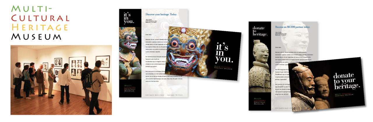 Museum Meets Goal with Data, Direct Mail Campaign