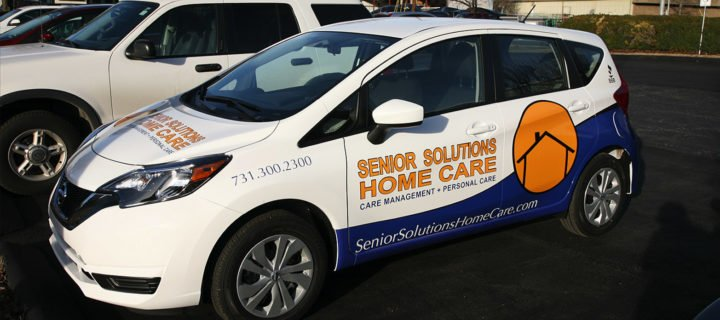 5 Ways A Vehicle Wrap Benefits Your Business