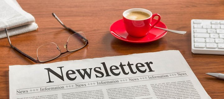 Pros and Cons of Marketing with Printed Newsletters