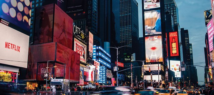Glowing Predictions for Digital Signage