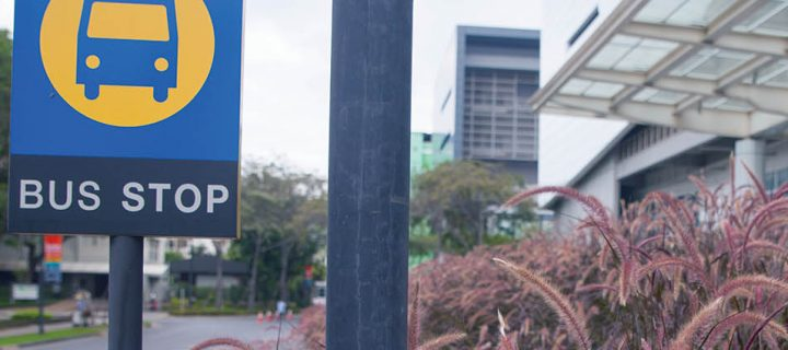 Signage – New transit agency's ticket to success