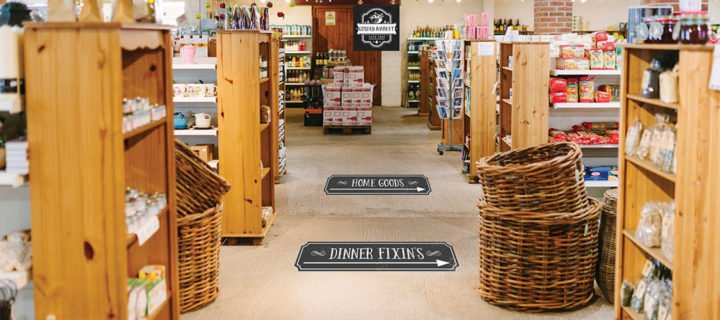 Store Signage Checklist:  steps to keep signs fresh