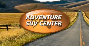 Adventure SUV web-to-print logo